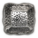 Pampa Bay Verona Titanium-Plated Porcelain Square Bowl