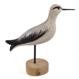 The Painted Bird by Richard Morgan Stilt Sandpiper Figurine