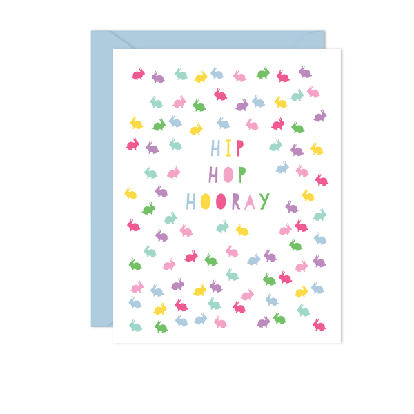 HIP HOP HOORAY CARD