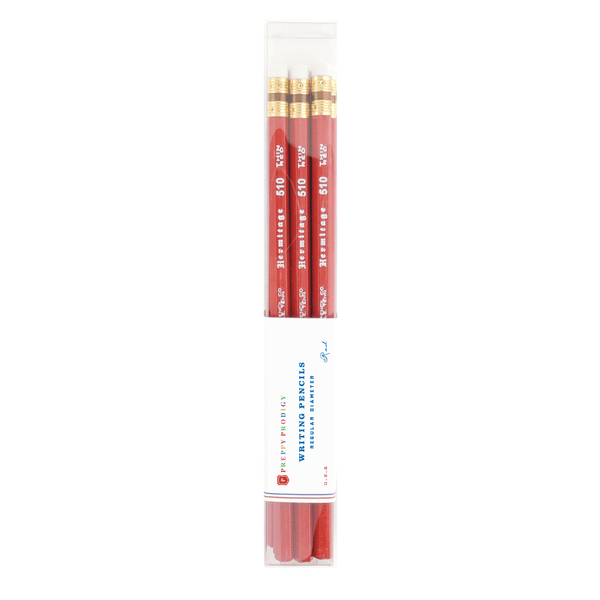 HERMITAGE THIN RED PENCIL