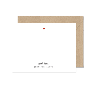 Good Hearted Stationery