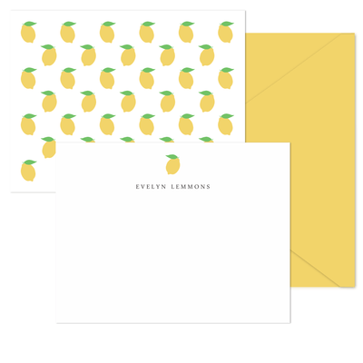 Lemon Stationery