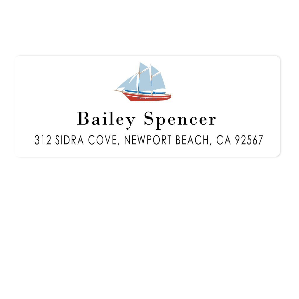 SHIP ADDRESS LABELS