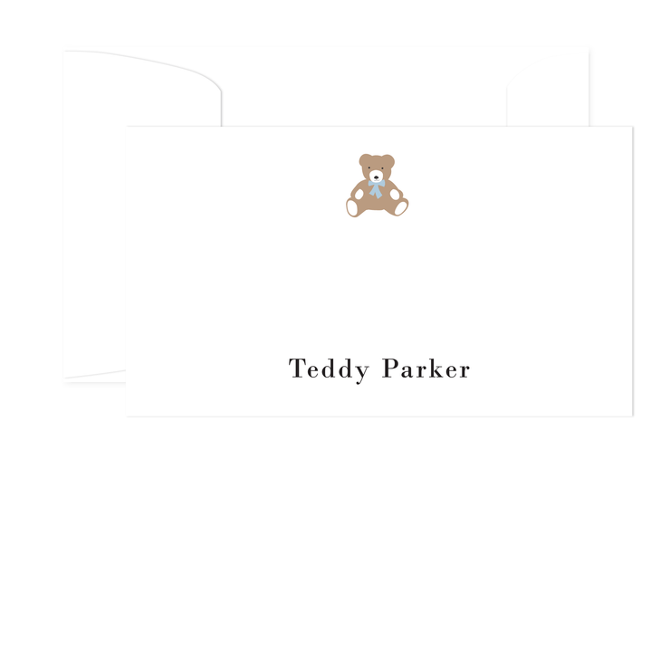 Teddy Bear Gift Enclosures