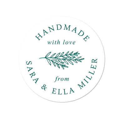 Branch Handmade Labels