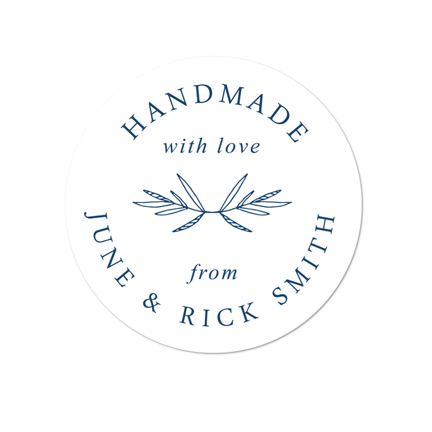 Sprig Handmade Labels