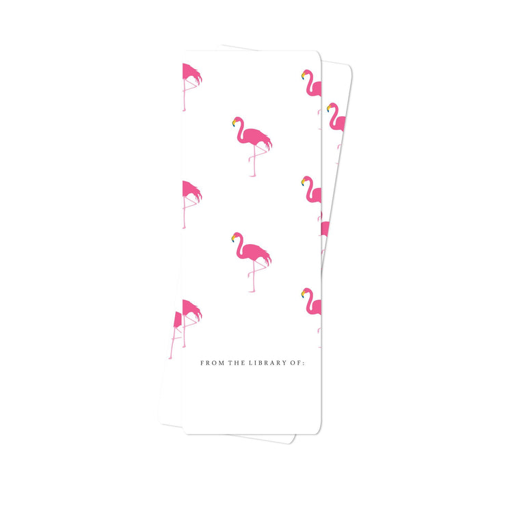 Flamingo Bookmark