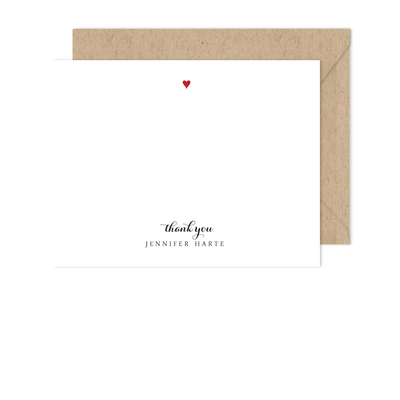 Good Hearted Thank You Notes