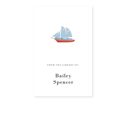 Ship Bookplates