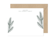 Pine Needles Stationery
