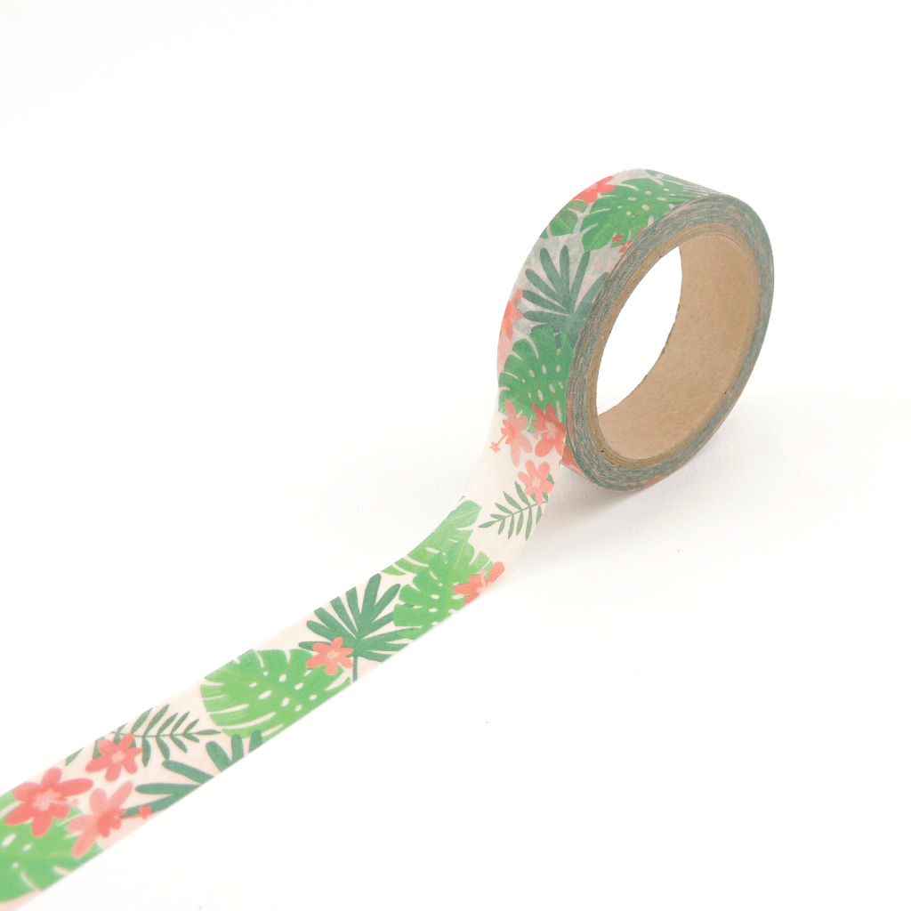 WASHI TAPE, LEAVES