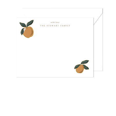 Fruit Stationery