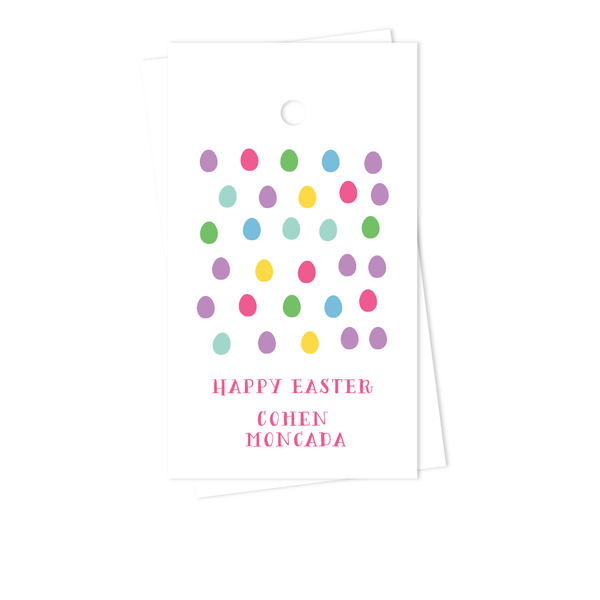 Easter preppy prodigy easter eggs gift tags negle Images