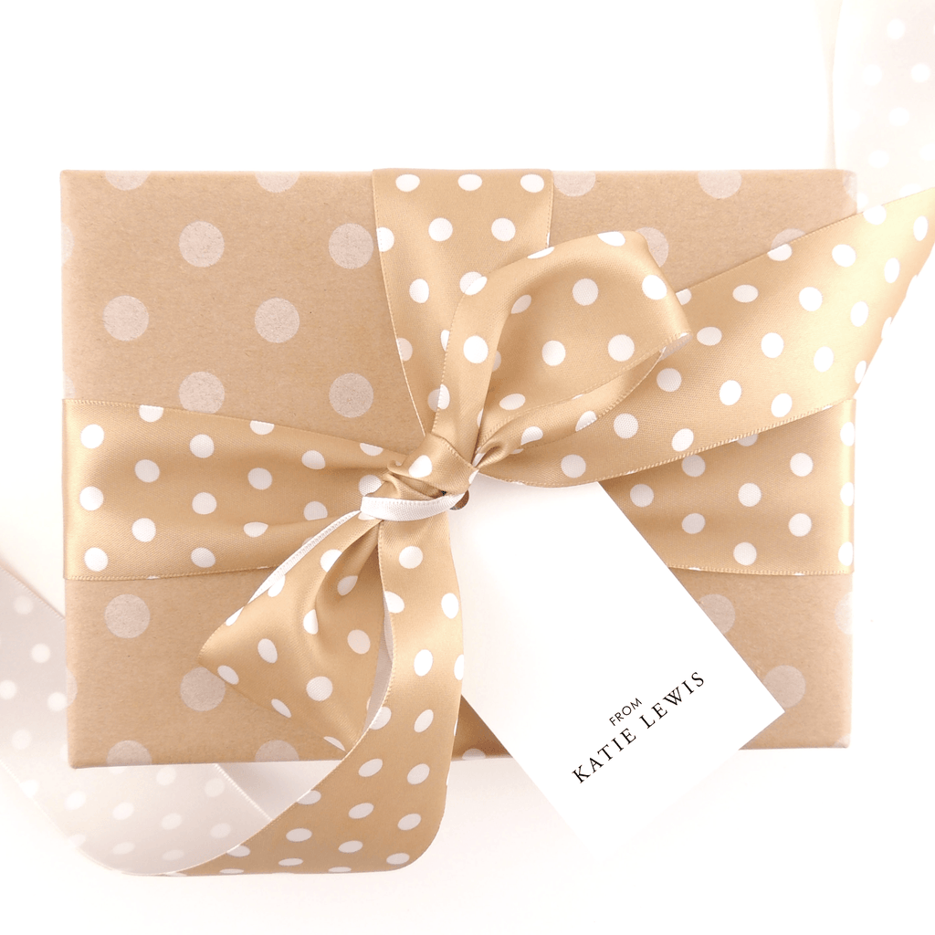 PERFECTION GIFT TAG