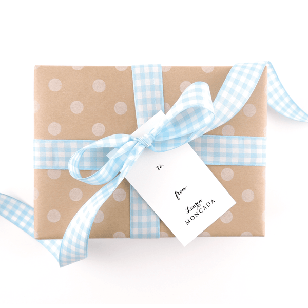 GRACEFUL GIFT TAG