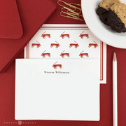Red Wagon Stationery