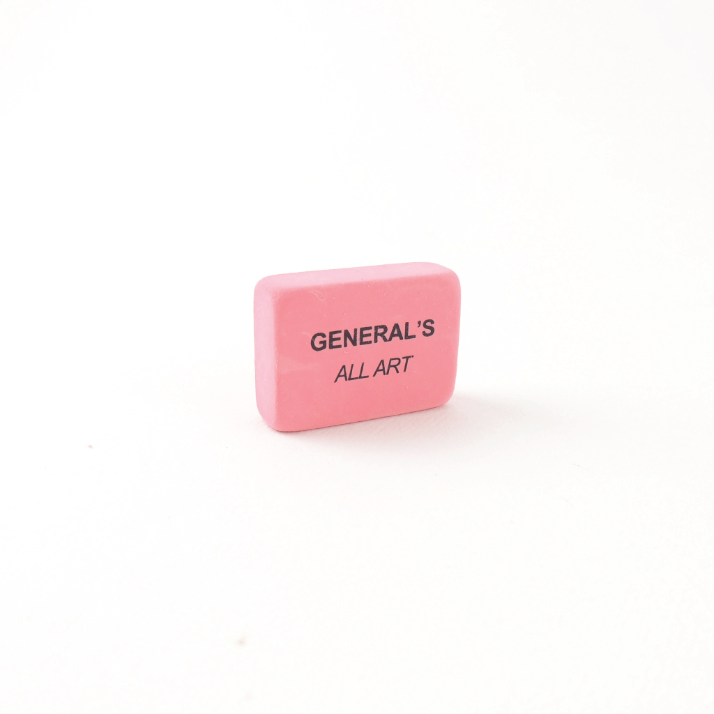 LITTLE PINK ERASER