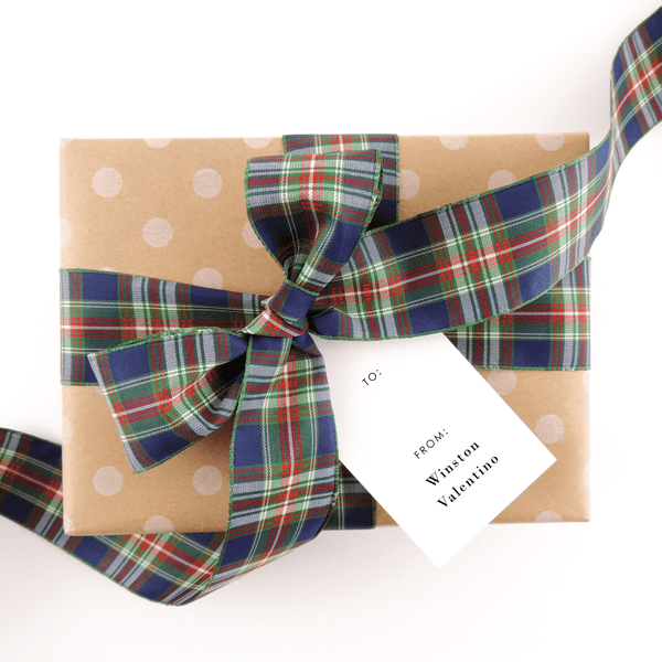 TIMELESS GIFT TAG
