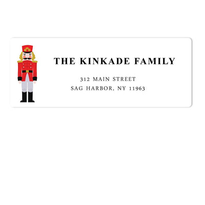 Nutcracker Address Labels
