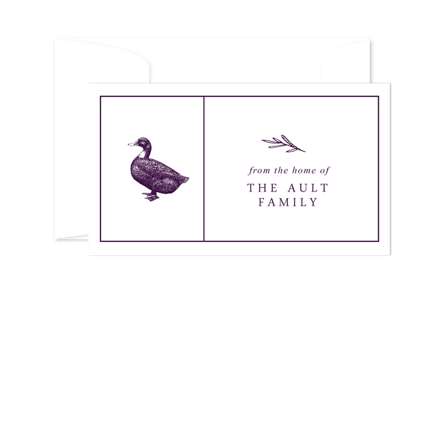 Duck Gift Enclosures