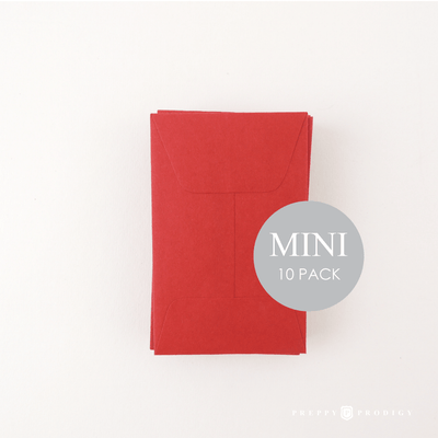 Mini Red Envelopes