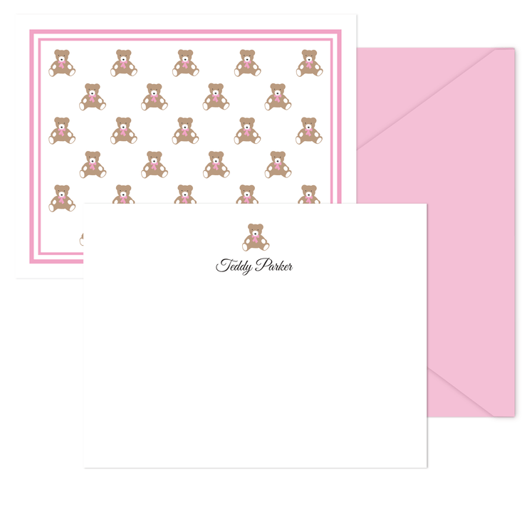 Teddy Bear Stationery