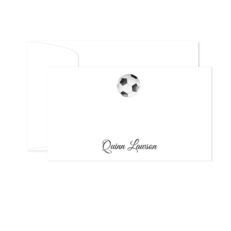 Soccer Gift Enclosures