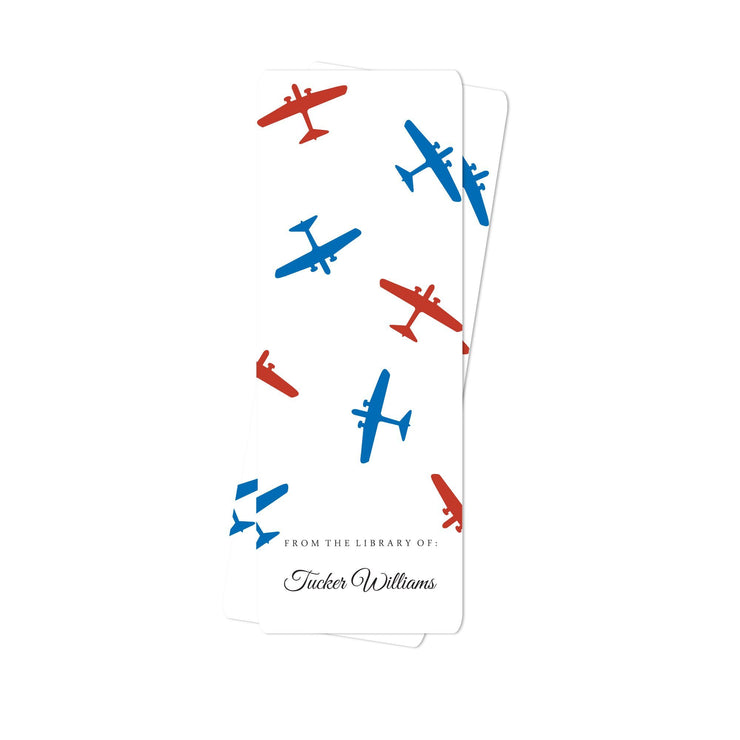 Airplane Bookmark