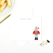 Mouse Nutcracker Stationery
