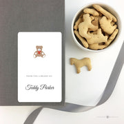 Teddy Bear Bookplates