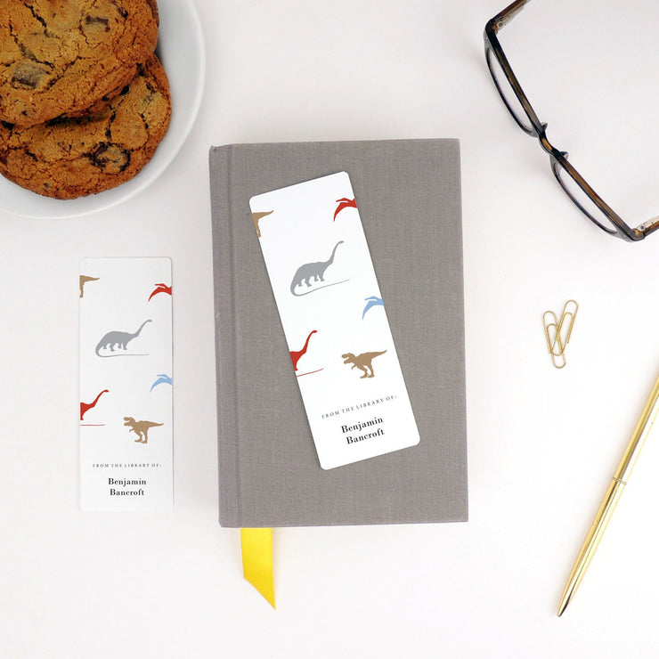 Dinosaur Bookmark