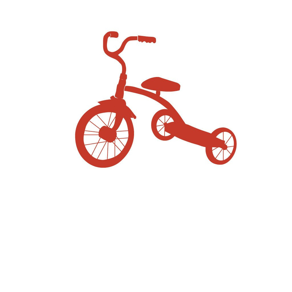 TRICYCLE GIFT TAGS