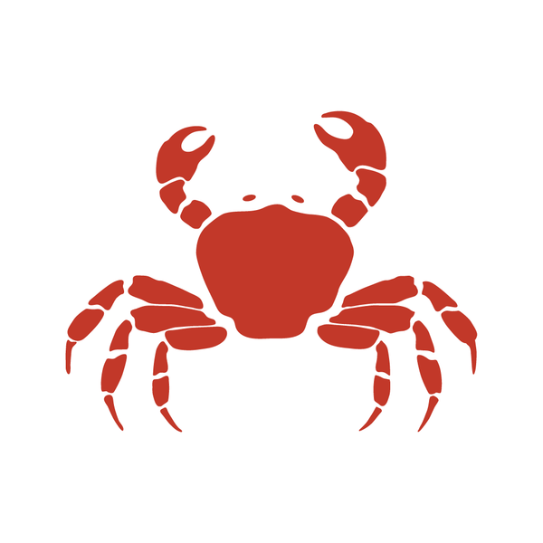 Crab Thank You Notes
