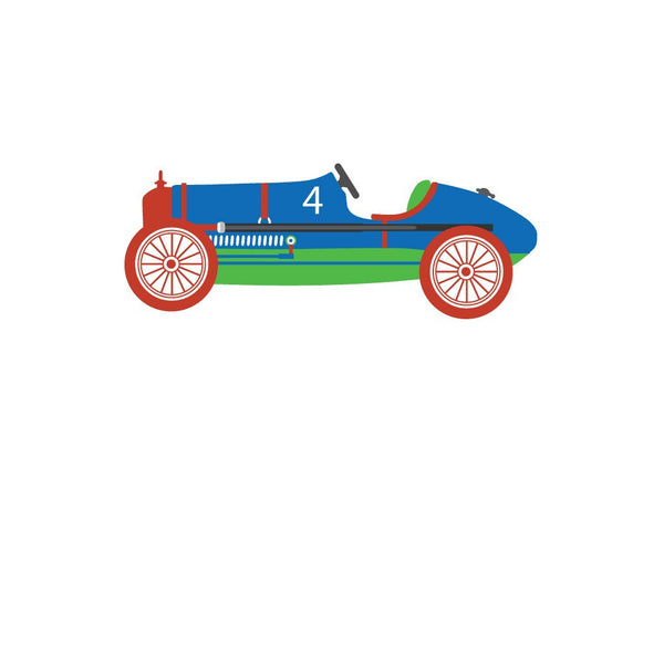 RACE CAR STATIONERY