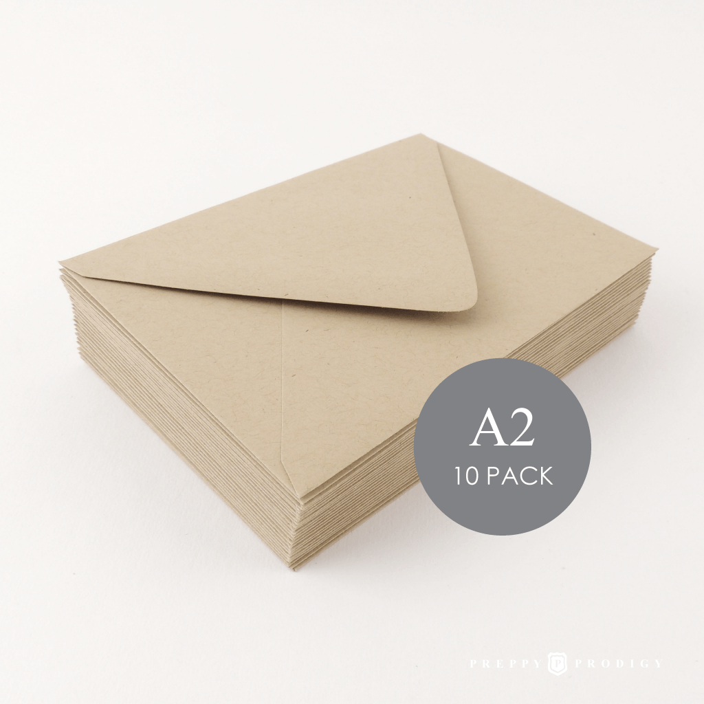 A2 PAPER BAG ENVELOPES