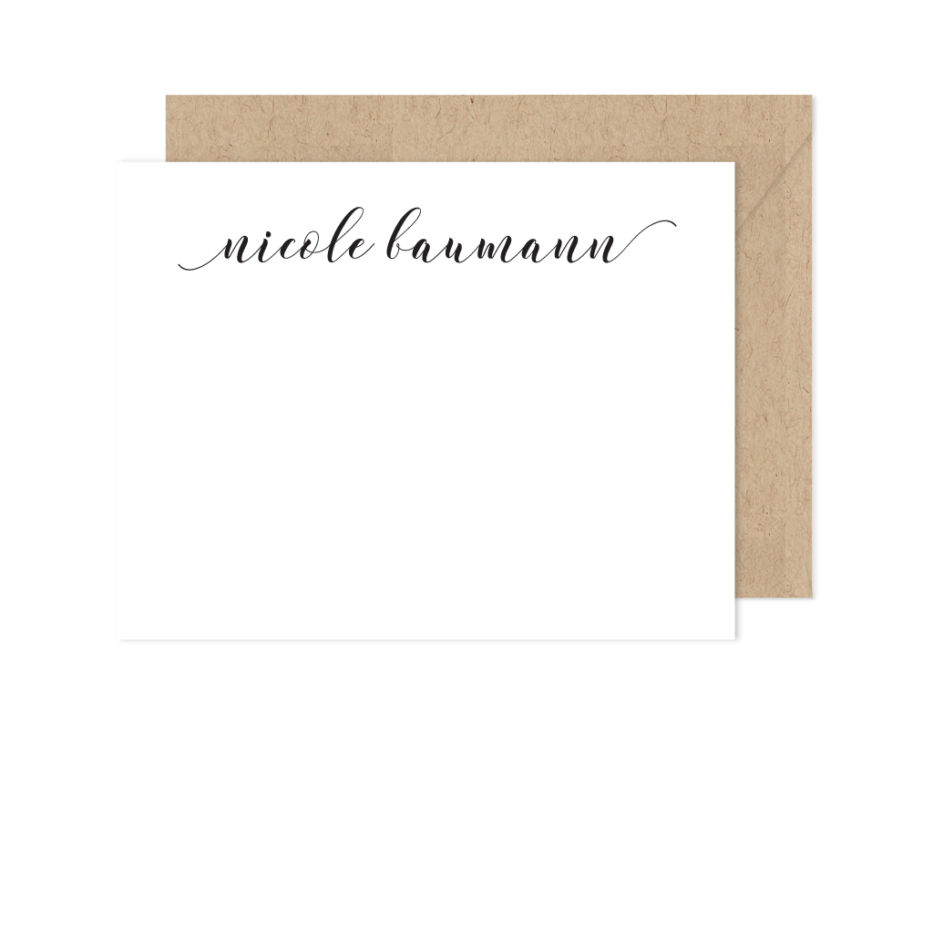 PERFECT PENMANSHIP STATIONERY