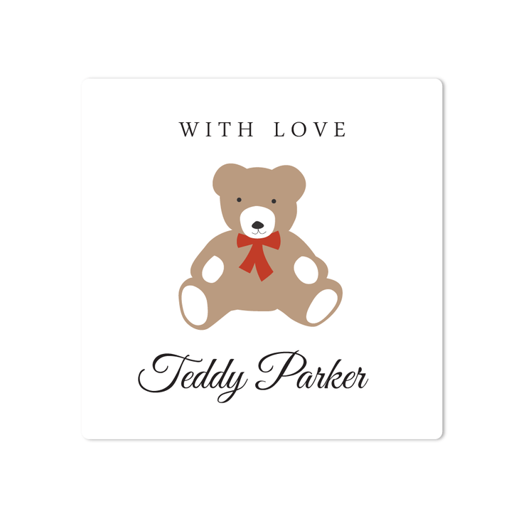 Teddy Bear Stickers