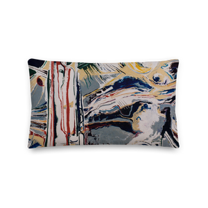 Untitled 15 Pillow