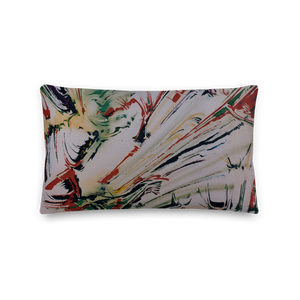 Untitled 9 Pillow