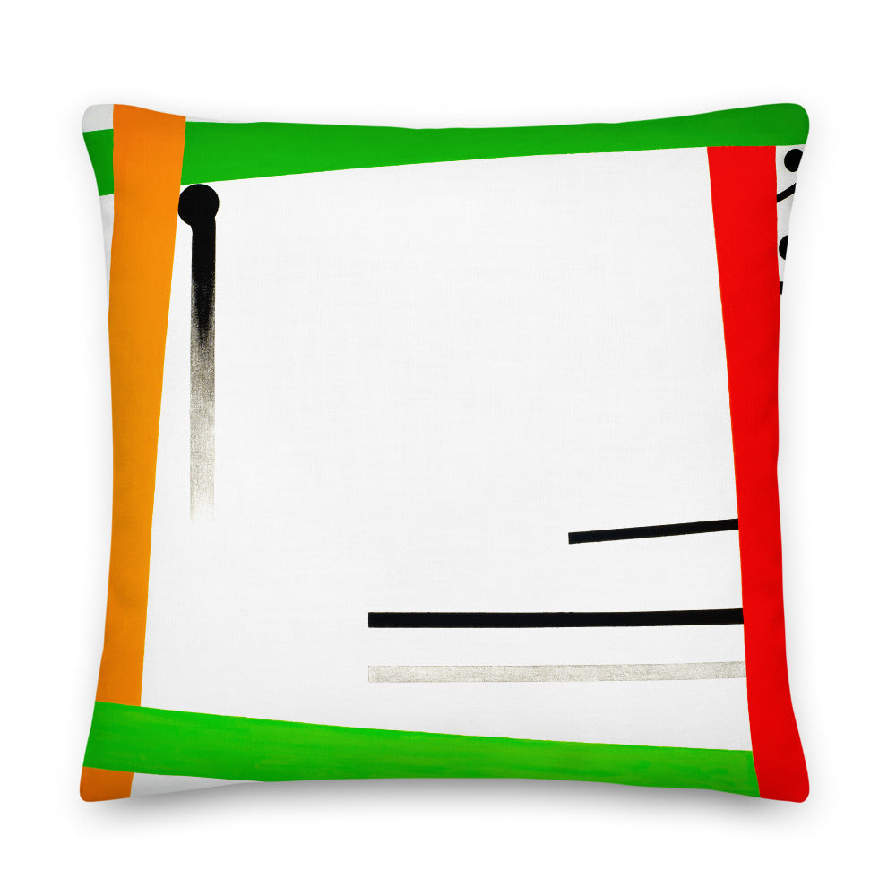 Color Twist Pillow