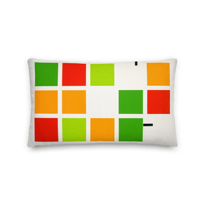 Blocks Pillow