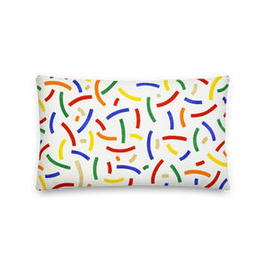Curves Pillow