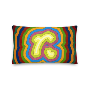 Symbol IX Pillow