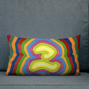 Symbol IV Pillow