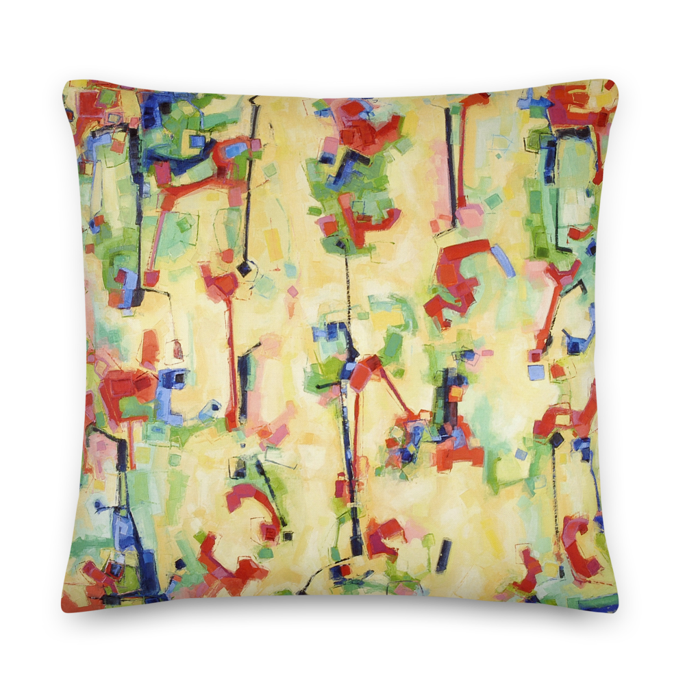Flowers Pillow