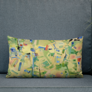 English Countryside Pillow