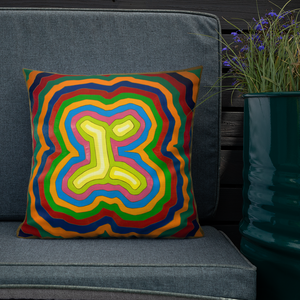 Symbol II Pillow
