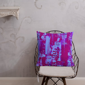 Winter's Tale Pillow