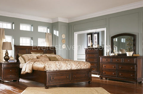 Forester - Bedroom Set