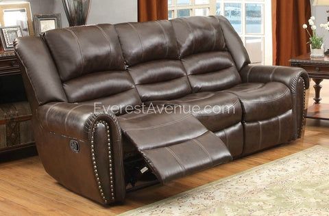 Hyden - Double Power Recliner Sofa